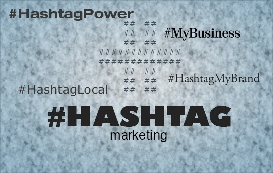 Using Hashtags in your online business marketing strategy