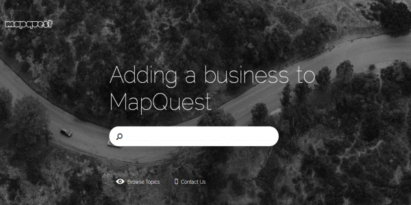 Promote Your Business with MapQuest