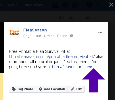 How to Make Your Facebook Cover Photo Clickable