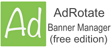 AdRotate Banner Manager (free edition)