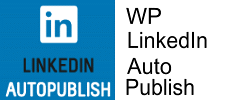 Wordpress LinkedIn Auto Publish Plugin