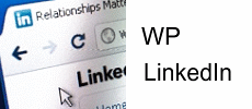 Wordpress LinkedIn Plugin