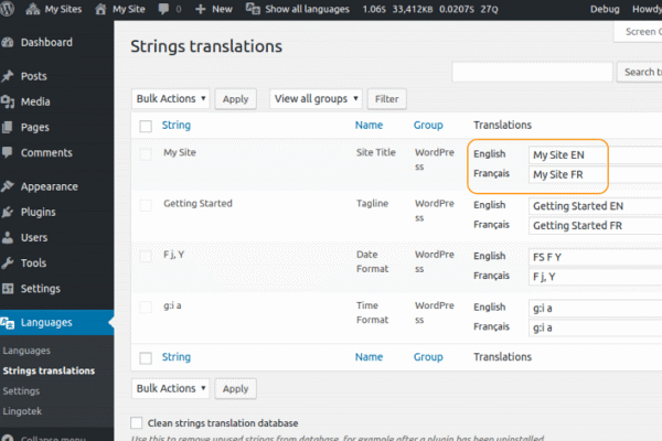 Polylang Website Translation Plugin for Your Wordpress Website