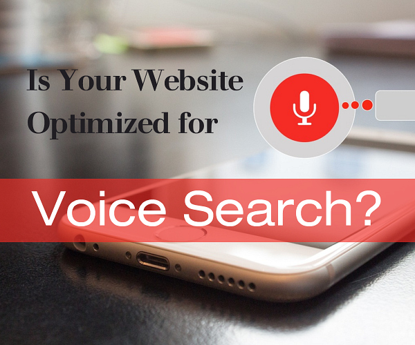 Is Your Website Optimized for Voice Search?