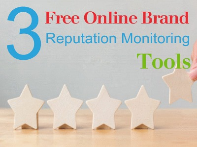 3 Free Online Brand Reputation Monitoring Tools