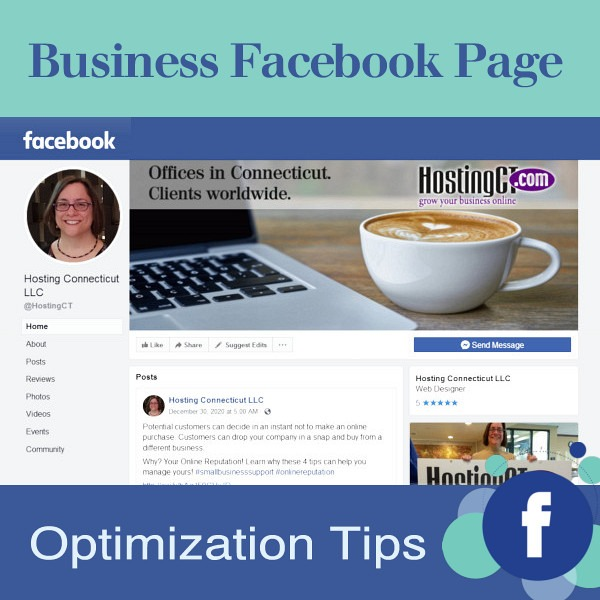 Business Facebook Page Optimization Tips