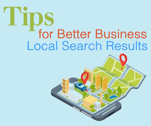 Float to the Top with these Tips for Better Business Local Search Results