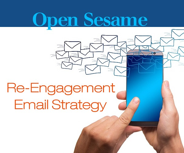 Open Sesame - Re-Engagement Email Strategy