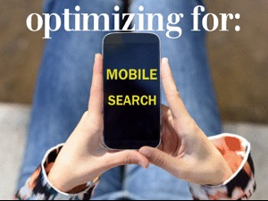 Optimizing for Mobile Search