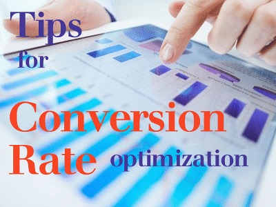 Tips for Conversion Rate Optimization