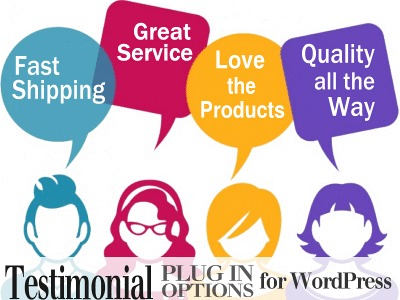 Testimonial PluginOptions for Wordpress