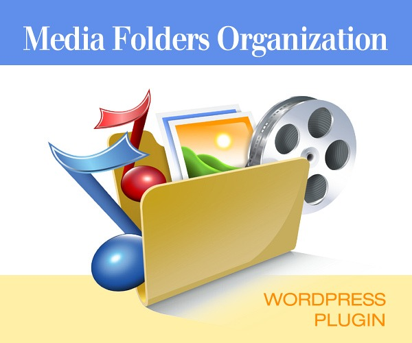 WordPress Plugin:   Media Folders Organization