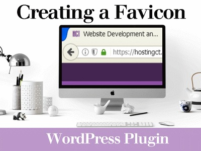 WordPress Plugin:  Creating a Favicon