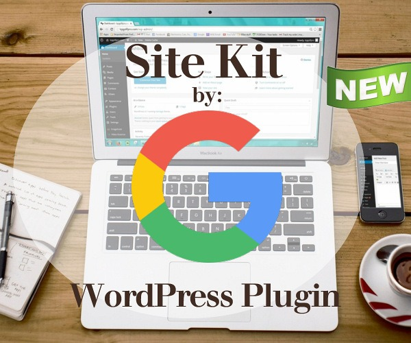WordPress Plugin:  Site Kit