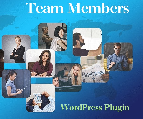 WordPress Plugin: Team Members
