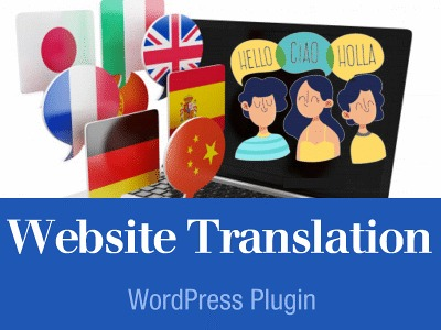 WordPress Plugin: Website Translation