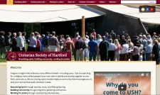 Hosting Connecticut Launches New Website for Unitarian Society of Hartford